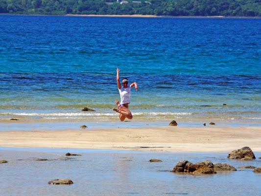 Danza sul mare di Turistinonpercaso