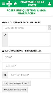 Download Pharmacie de la Poste Fougères For PC Windows and Mac apk screenshot 4
