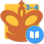 Mate in 3-4 (Chess Puzzles) 1.1.0