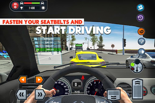 Car Driving School Simulator  screenshots 5