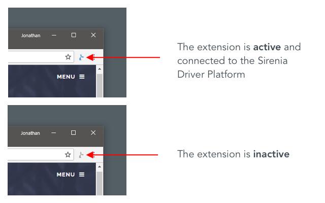 Sirenia Web Automation Driver