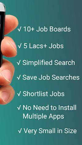 All-in-1 Job Search & Govt Job Screenshot