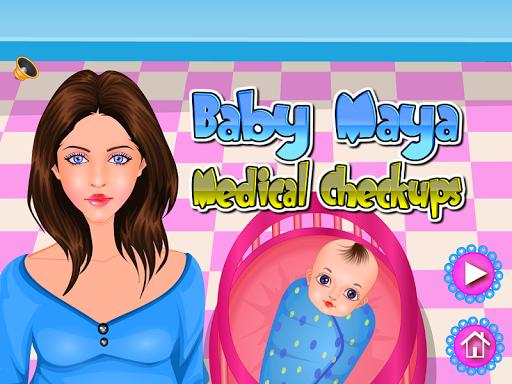 体检的宝宝游戏