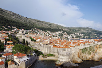 Photo: Fort Lovrijenac, Old City of Dubrovnik