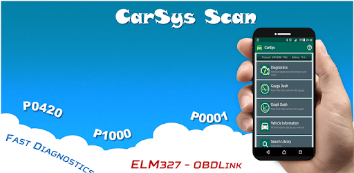 CarSys Scan (Best OBD2 & ELM327) - Apps on Google Play