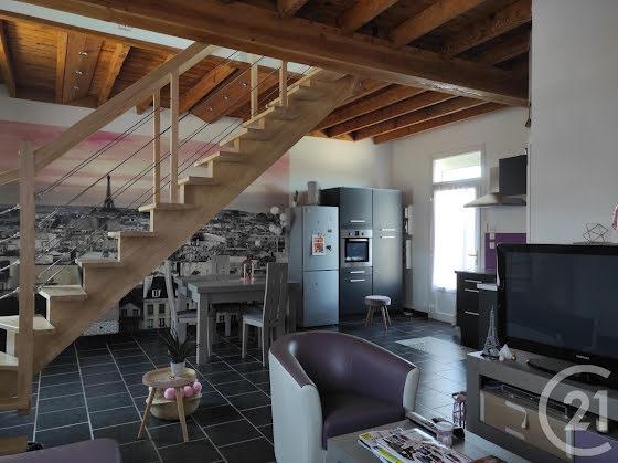 Vente maison 2 pièces 70,15 m2