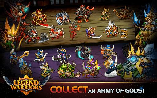 Legend Heroes: Epic Battle  captures d'u00e9cran 2