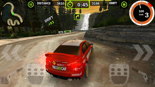 Rally Racer Dirt screenshot 3