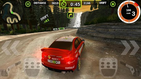 Rally Racer Dirt APK screenshot thumbnail 3