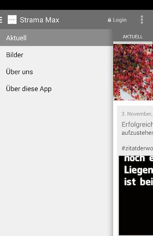 android Strama Max Screenshot 1
