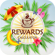 My Cafe Rewards Calculator