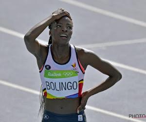 Cynthia Bolingo is op dreef en heeft nieuw Belgisch record beet op de 400 meter