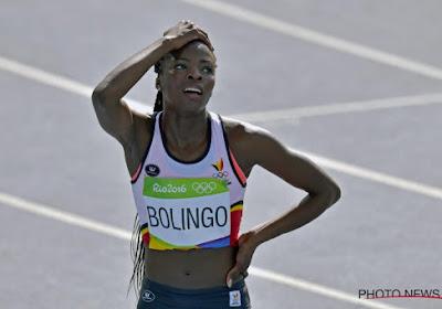 Cynthia Bolingo est bien en jambes à l'Euro en salle d'athlétisme de Glasgow
