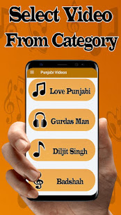 Download Punjabi Video: Punjabi Song,Hit Song: Music Gaana For PC Windows and Mac apk screenshot 4