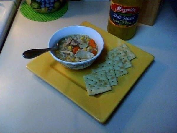 Taste your bowl of Soup.