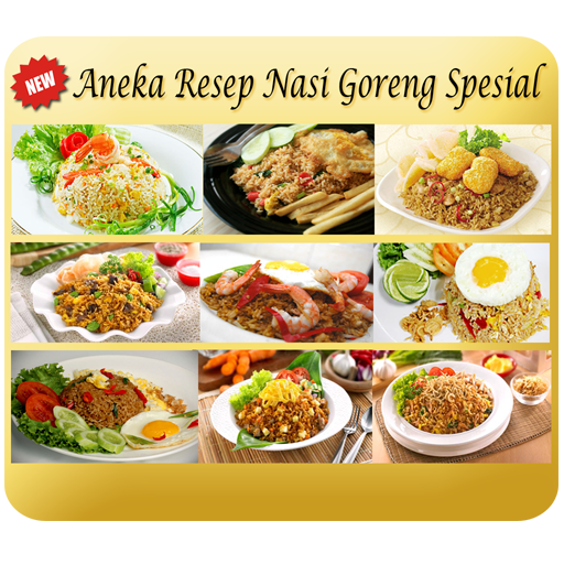 50 Resep Nasi Goreng Spesial