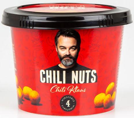 Chili nötter - vindstyrke 4 – Chili Klaus