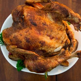 Smoked Turkey Rub.