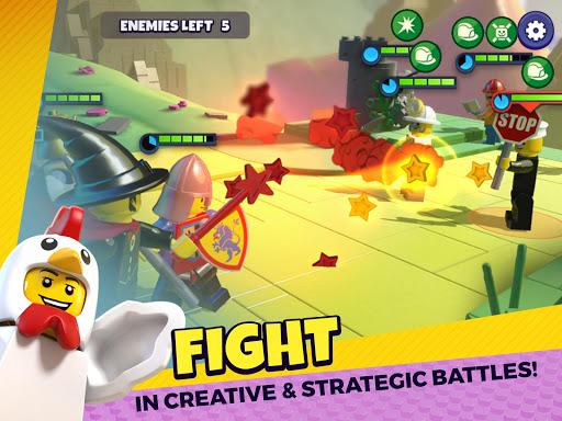 LEGOu00ae Legacy: Heroes Unboxed 0.4.8 screenshots 6