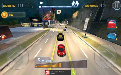 速い車 - 光の速度