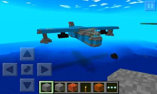 Airplane Mod Game