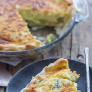 Puff Pastry Pancetta Asparagus Quiche Recipe