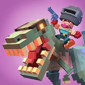 Dinos Royale - Savage Multiplayer Battle Royale icon