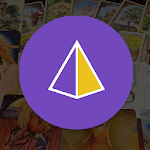 ☀️Tarot Real Reading Suite App 3 Decks Icon