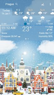 YoWindow Weather – Unlimited 4