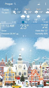 YoWindow Weather Unlimited 2.19.11 Paid - 8 - images: Store4app.co: All Apps Download For Android