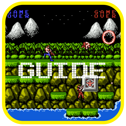 Guide for Contra 1987