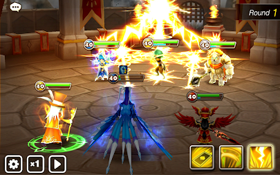 Summoners War APK screenshot thumbnail 16
