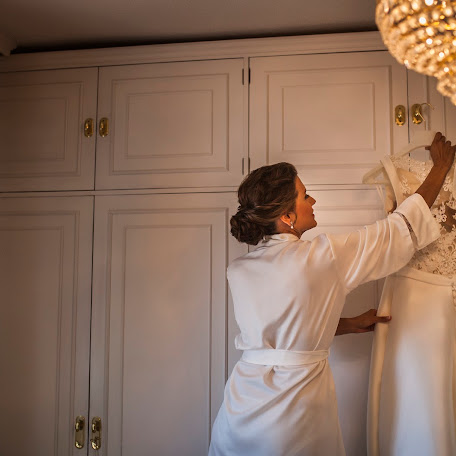 Fotógrafo de bodas Carlos De la fuente alvarez (FOTOGRAFOCF). Foto del 07.12.2017