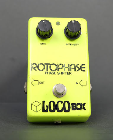 Loco Box Rotophase Phase Shifter 1970´s RARE MIJ Incredible USED G