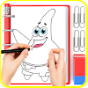 😍 Learn To Draw : Spong Bobby