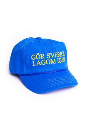Keps, Gör Sverige Lagom Igen