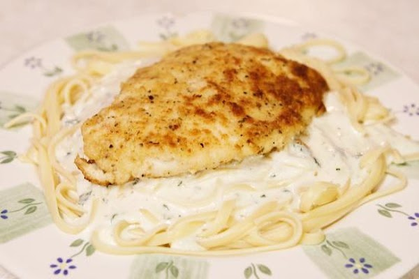 Vickie's Slow-baked Creamy Chicken With Pasta Recipe