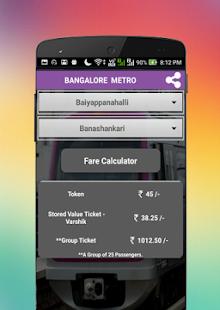 Bangalore Metro Guide - náhled
