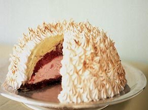 Mom's Baked Alaska Recipe