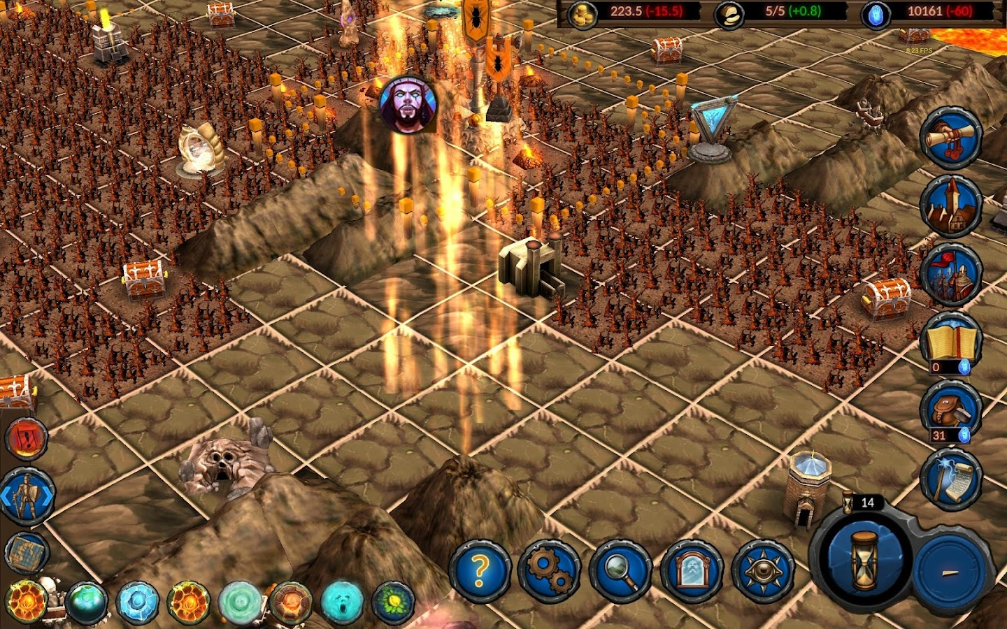 Planar Conquest - 4X strategy- screenshot