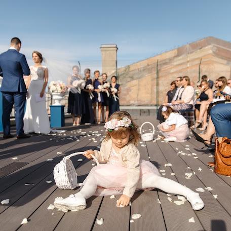 Свадебный фотограф Анна Евграфова (FishFoto). Фотография от 31.10.2018