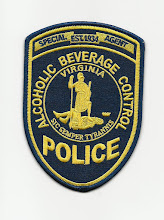 Photo: Virginia Department of Alcoholic Beverage Control Police