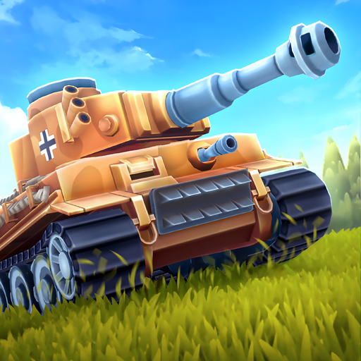 Tanks Brawl : Fun PvP Battles!