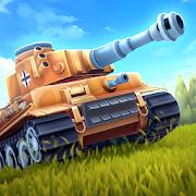 Tanks Brawl : Fun PvP Battles!