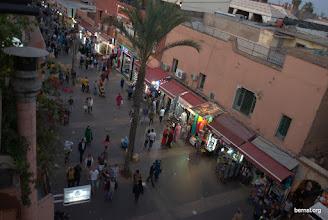 Photo: Rue Bab Agnaou