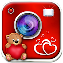 Romantic Cam Collage Maker icon