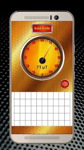 Gold Detector Scanner For Android - náhled