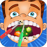 Crazy Kids Dentist Fun Game