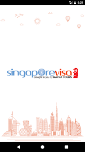 Singapore Visa- screenshot thumbnail