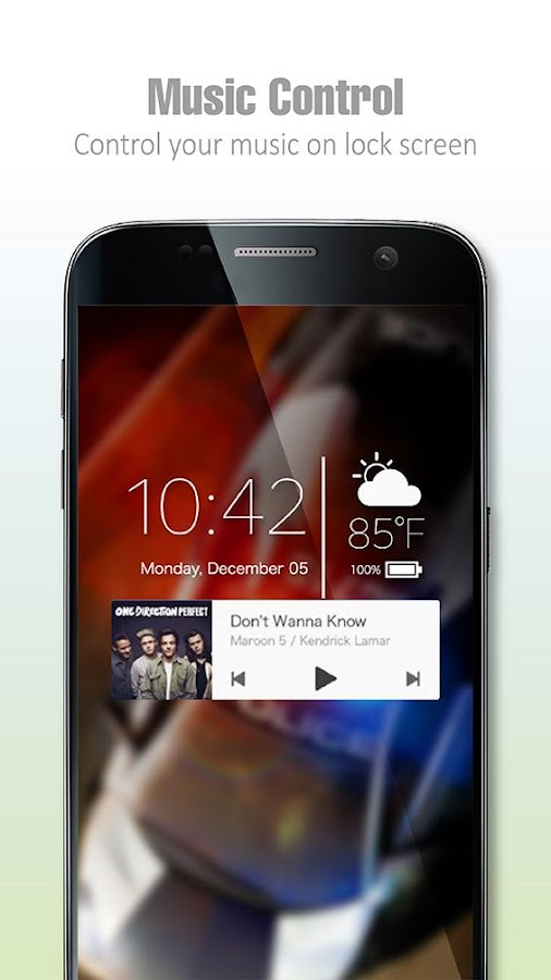 PIN Genie Locker-Screen Lock & Applock- screenshot